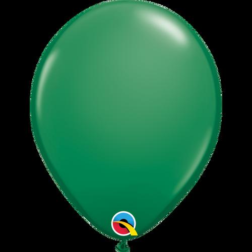 """Qualatex 16"""" Standard Green (Opaque) Balloon"""