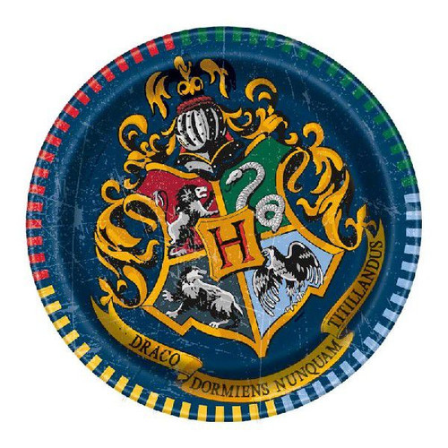 Harry Potter 7in Plates