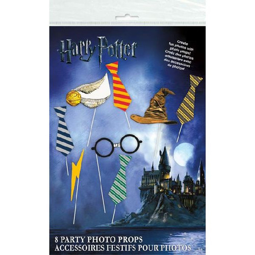 Harry Potter Photo Props