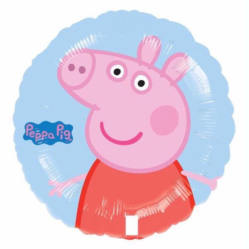 Peppa Pig 18in Foil Balloon
