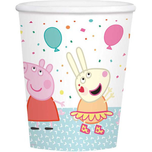 Peppa Pig 250ml Cups