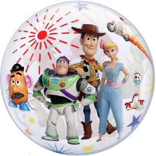Toy Story 4 22in Bubble Balloon