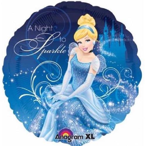Cinderella 18in Foil Balloon