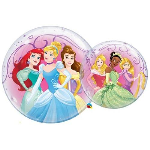 Disney Princess 22in Bubble Balloon