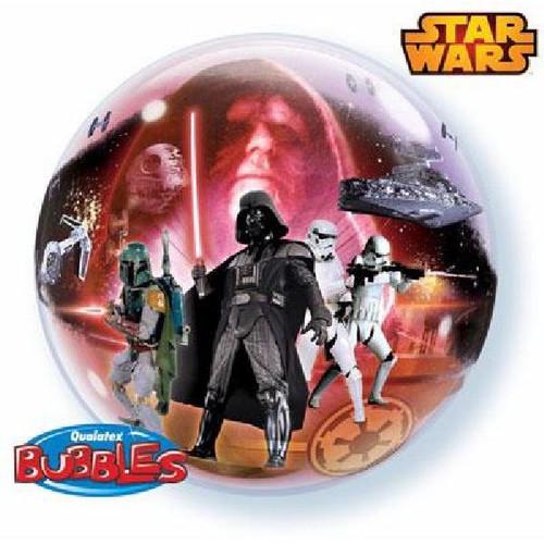 Star Wars 22in Bubble Balloon