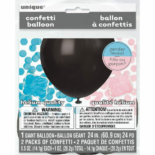 Gender Reveal 24in Balloon