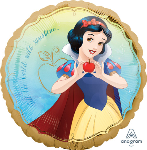 Snowwhite Once Upon A Time 18in Foil Balloon