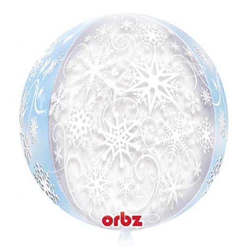 Frozen Snowflakes Orbz