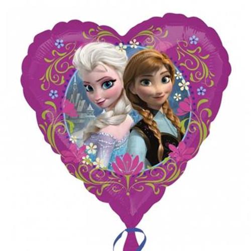 Frozen Love Foil Balloon