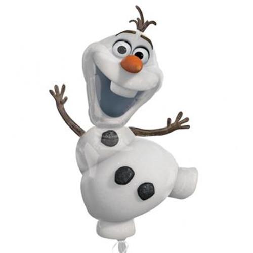 Frozen Olaf Supershape Foil Balloon