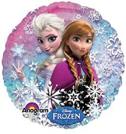 Frozen Holographic Foil Balloon 1
