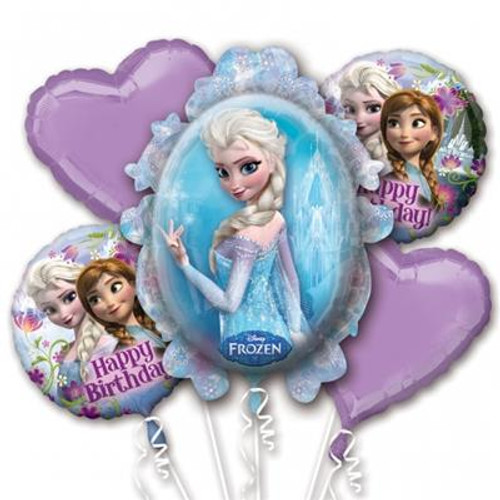 Frozen Birthday Bouquet