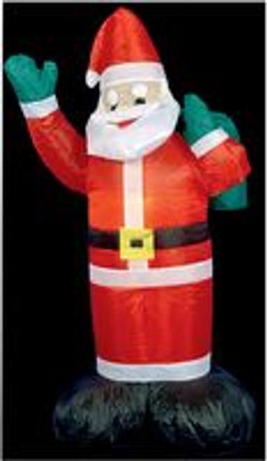 1.2m Inflatable Santa Hire