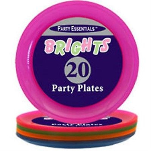 UV 9in Party Plates