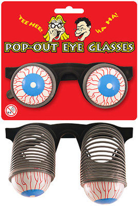 Pop Out Eye Glasses