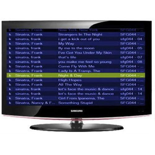 """20"""" Karaoke Monitor"""