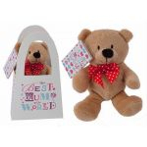 Mothers Day Bear In Gift Bag