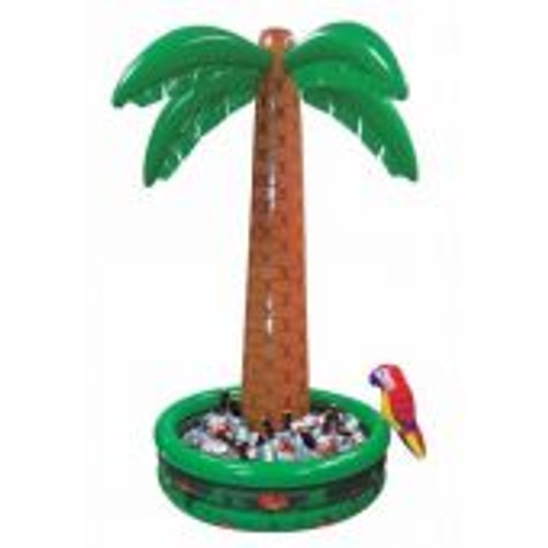 6ft Palm Tree Inflatable Cooler