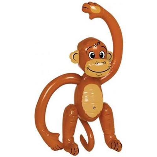 50.8cm Inflatable Monkey