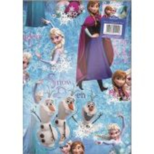 Frozen Giftwrap & Tags