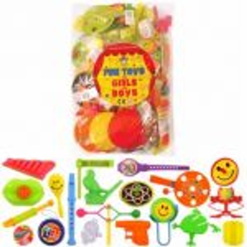 Assorted Trade Toys (pack quantity 100)