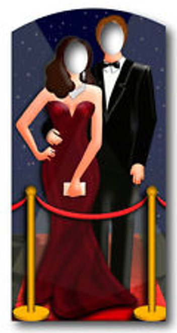 Hollywood Couple Photo Prop Hire
