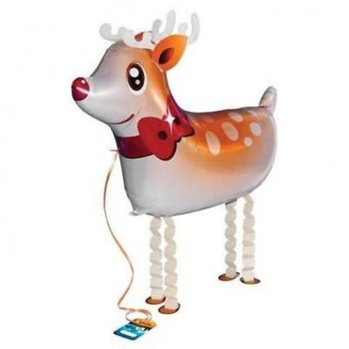 64cm Air Walking Reindeer Balloon