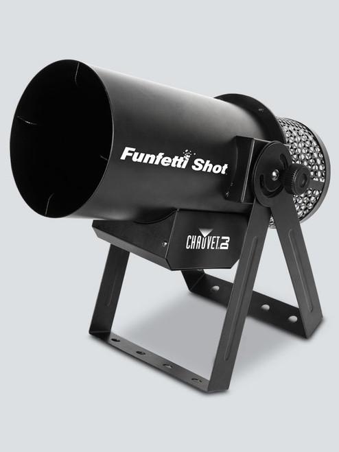 Chauvet Funfetti Shot Machine Hire