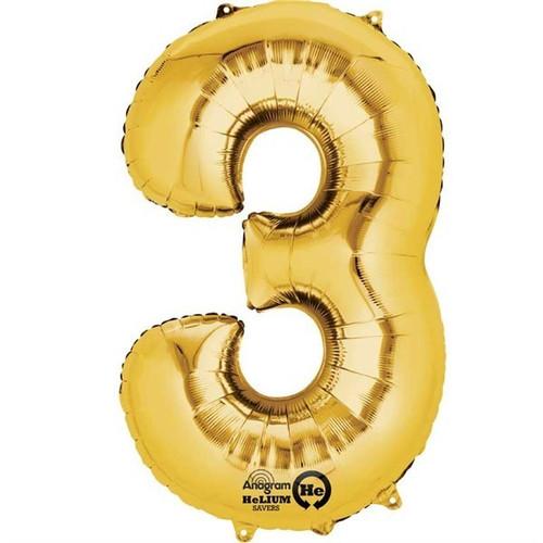 Jumbo Gold Number 3