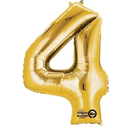Jumbo Gold Number 4