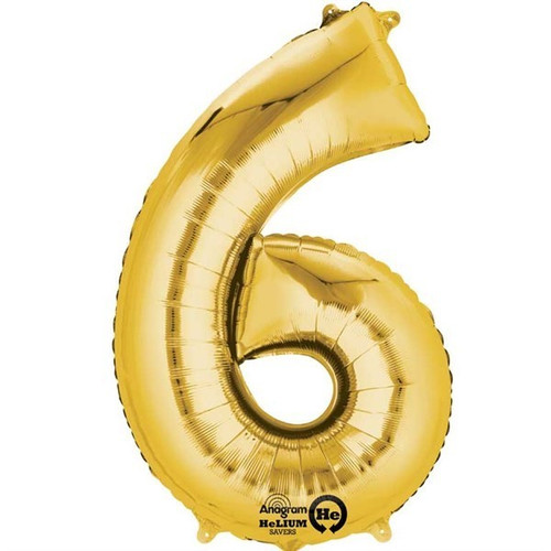 Jumbo Gold Number 6