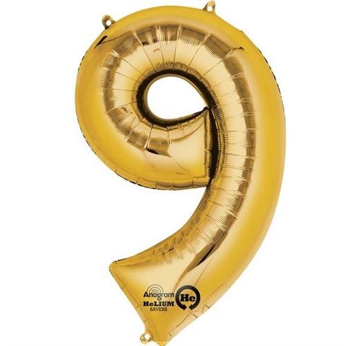 Jumbo Gold Number 9