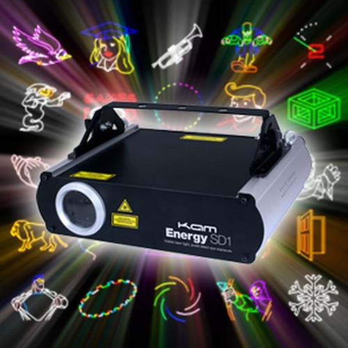 KAM Energy SD1 Laser