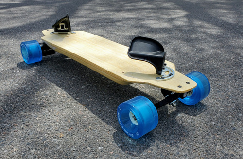 "Orthros- 35.5"" Twin deck"