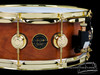 1999 DW Craviotto Cherry Solid Shell Snare Drum : 5.5 x 14