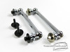 (x2) New Production Snare Drum / Tom Tube Lugs Chrome : Lot101