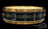 1923-25 Leedy Multi-Model 'Black Elite' Snare Drum :  4 x 14