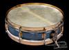1920s Leedy Black Elite Model Engraved Vintage Snare Drum : 4 x 14