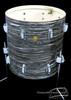 1967 Ludwig Super Classic Drum Kit Keystone Oyster Black Pearl : 22 13 16