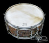 1928-1930 Ludwig 'Super Ludwig' Model  Rainbow Pearl / Peacock I Snare :  5 x 14
