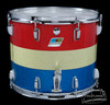 1976 Ludwig Super Classic Model Parade Snare Drum Multi Sparkle  : 12 x 15