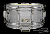 1961 Rogers Dynasonic Snare Drum Bread & Butter Lugs Cleveland 6.5 x 14