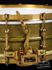 1920s Ludwig 'Ludwigold' Super Ludwig Model Snare :  5 x 14