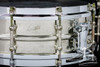 1920s Ludwig 'All Metal' Vintage 2-Piece Brass Snare Drum : 5 x 14 **SOLD**