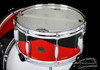 1958 Gretsch Harlequin 'Semi-Pro' Outfit Vintage Drum Kit