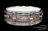 1960s Pre Serial Ludwig Downbeat 'Oyster Pink Pearl'  :  4 x 14