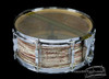 1960s Ludwig Trans Badge 'Oyster Pink Pearl' Super Classic :  5 x 14