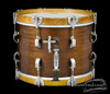 """1940s Leedy """"The Academy Street"""" Model Solid Wood Snare Drum :  10 x 14"""
