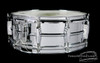 1960s Ludwig Pre-Serial LM400 Brass Supraphonic Snare Drum : 5 x 14