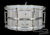 1930s Slingerland Professional Model Brass Snare Drum : 6.5 x 14
